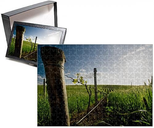 Media Storehouse 252 Piece Puzzle of Vineyard in The Barossa (13239089)