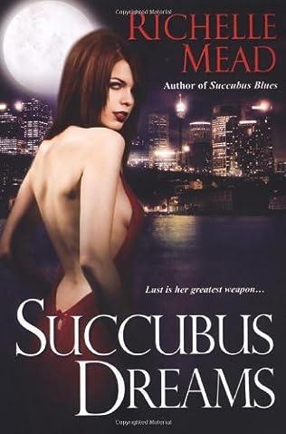 book cover of Succubus Dreams