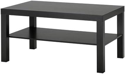 Ikea Table Basse Avec Etagere Pour Salon Amazon Fr Cuisine Maison