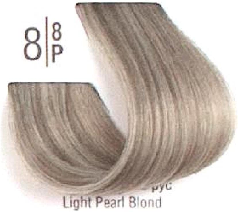 Spa Master Tinte Permanente Spa Master (8.8 Rubio Claro Perlado) - 100 ml