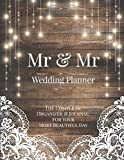 Mr & Mr Wedding Planner - The Complete Organizer & Journal For Your Most Beautiful Day: Everything For Your Perfect Gay…
