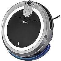 JISIWEI I3-Gray-2 I3 Wi-Fi Enabled Robotic Vacuum Cleaner