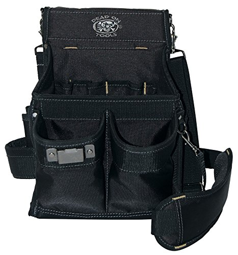 Dead On Tools HDP222496 Pro Electricians Professional Pouch by Dead On Tools