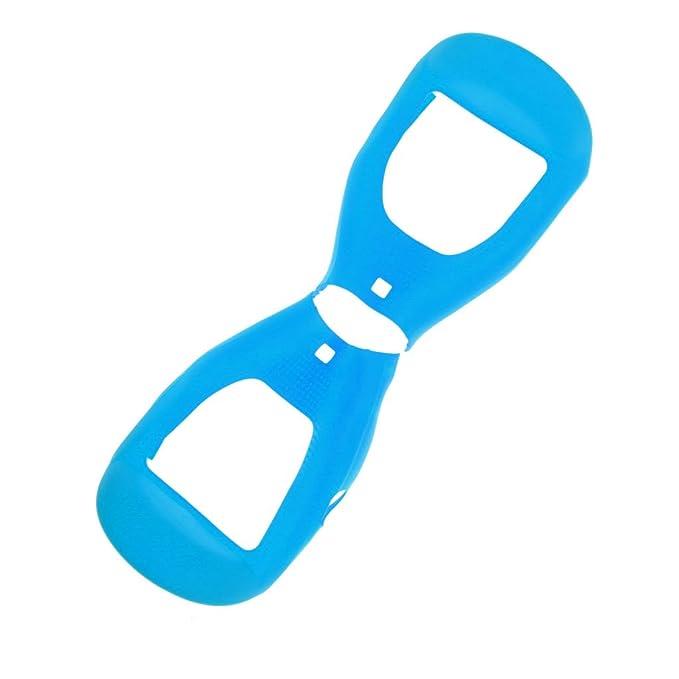 Magideal - Carcasa de protección de silicona para patinete eléctrico de 6,5 pulgadas