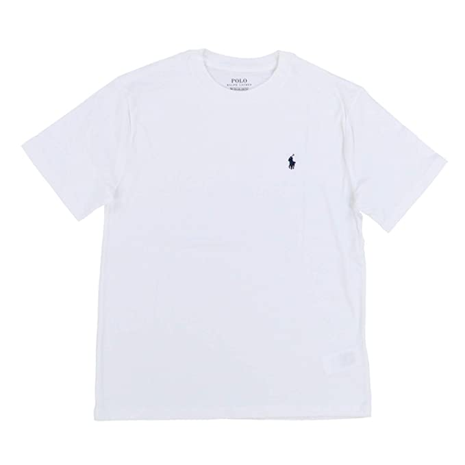 Polo Ralph Lauren Boys Crew Neck T-Shirt: Amazon.es: Ropa y accesorios