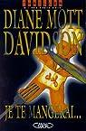 Goldy Schulz, tome 9 : Je te mangerai par Davidson