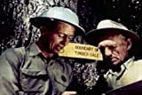1954 Forest Ranger Memorabilia DVD: Vintage US Forest Service Park Ranger Vocational Training Movie with Nostalgic Forestry, Wildlife & Outdoors Logging History Footage