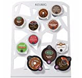 Keurig K2.0 Collage Storage - White