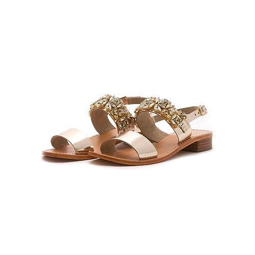 Sandalo E Kammi itScarpe Oro37Amazon Borse Cher 54j3RLA