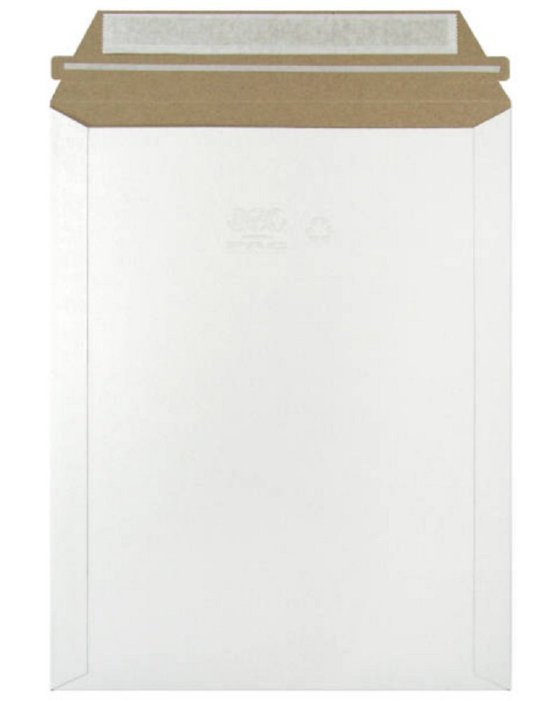 1-1000 11 x 13.5 EcoSwift Self Seal Photo Ship Flats Cardboard Envelope Mailers