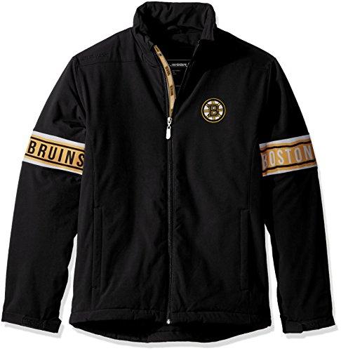 Boston bruins leather jacket