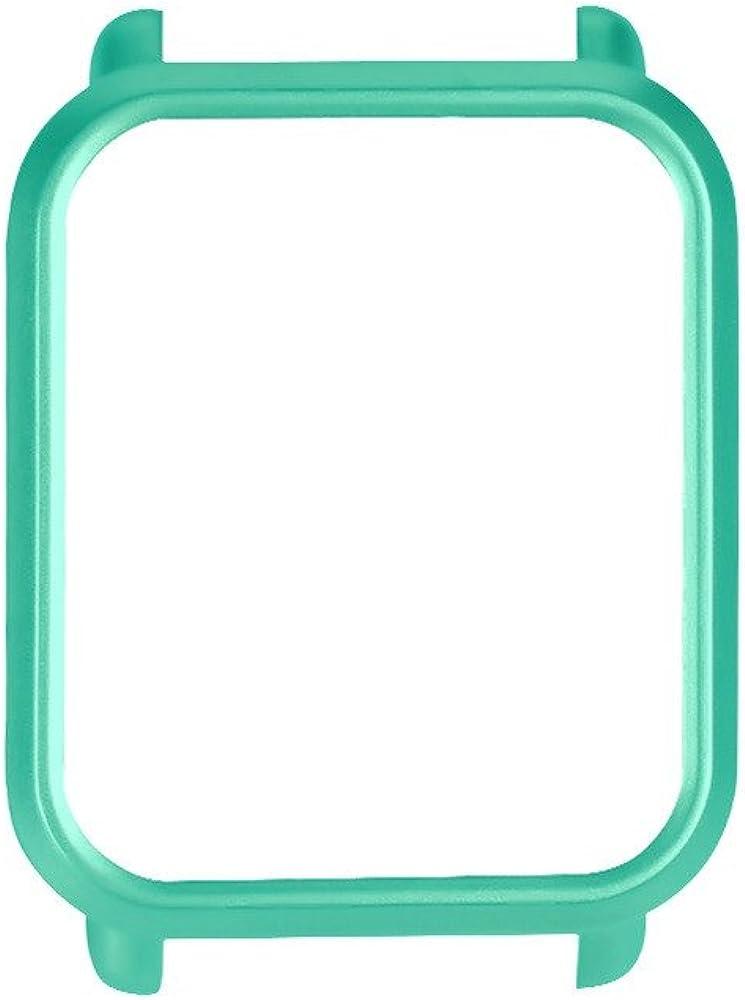 Coque de Protection color/ée de Remplacement pour Coque Rigide /Étui SIKAI mil Affaire de Jeunesse Amazfit adapt/ée au mil Amazfit Montre Intelligente