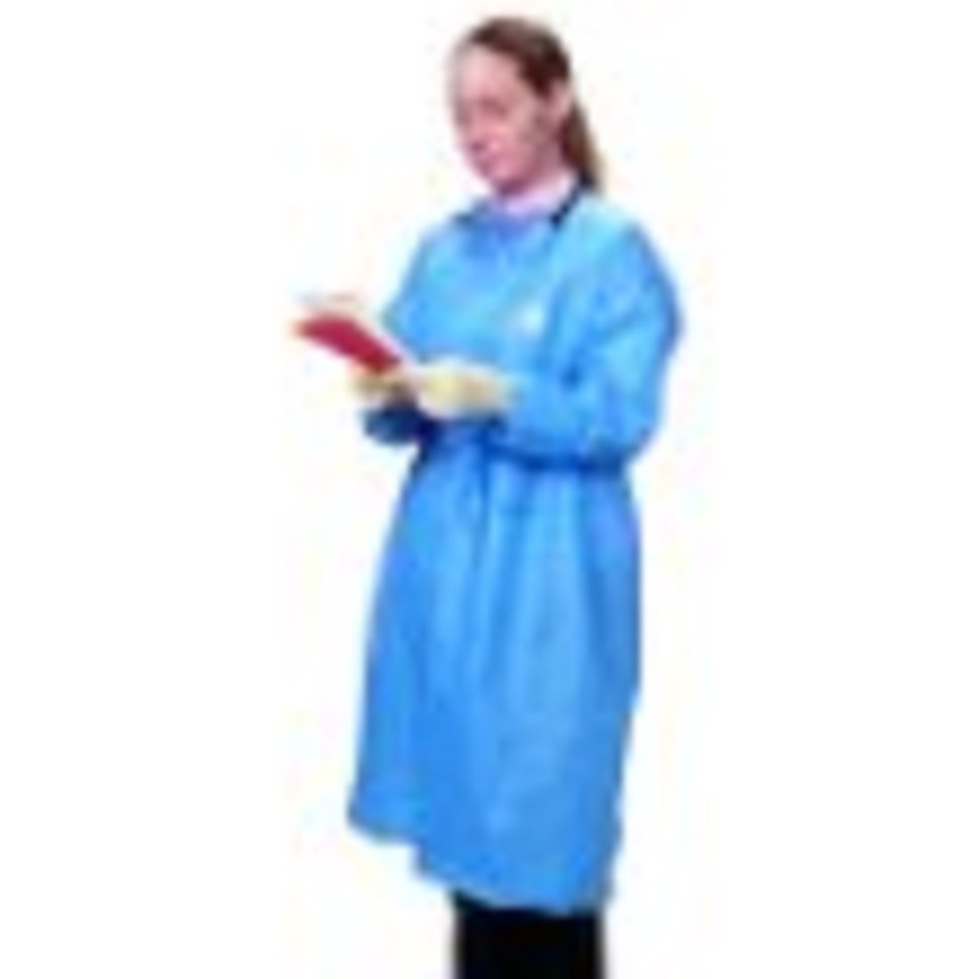 Chemoplus™ Gowns-Size: Large - UOM = Case of 30 by COVIDIEN (Image #1)