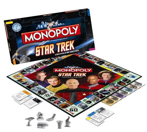 - Monopoly Star Trek Continuum