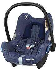 Maxi-Cosi CabrioFix silla de auto reclinable y de alta seguridad para tu bebe, 0-12 meses, 0-13 kg,color azul (sparkling blue)