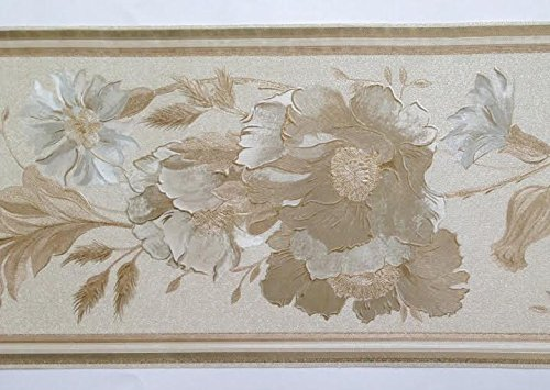metallic-gold-floral-prepasted-vinyl-wallpaper-border-6-7-8-x-5-1-2-yards