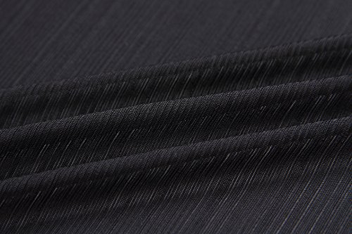 Maglie Irregolare e Bluse Rotondo Tops T Lunga Maglietta Nero Lungo Donne Collo Shirt Cime Nuovo Moda Jumper Manica Camicie a Primavera Autunno 5BwxxatnP