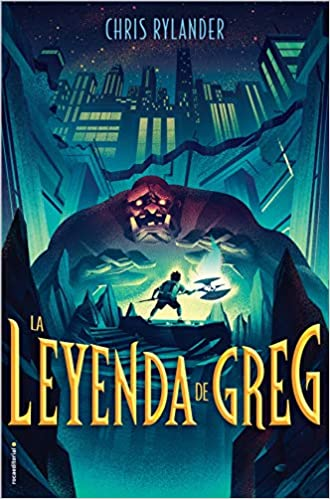 La leyenda de Greg (Roca Juvenil): Amazon.es: Chris Rylander ...