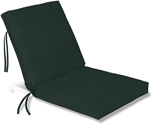 Weather-Resistant Outdoor Classic Chair Cushion