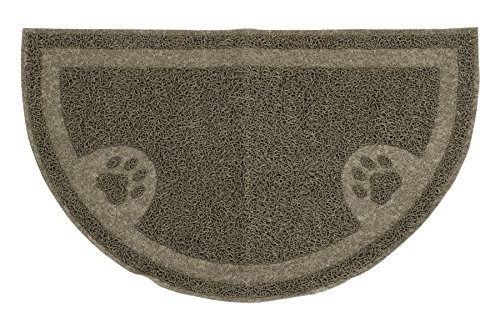 Petmate Arm & Hammer Circle Cat Litter Mat, 1/2