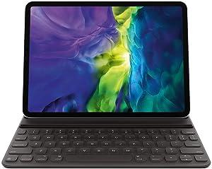 Apple Smart Keyboard Folio for iPad Air (4th Generation) and iPad Pro 11-inch (2nd Generation) - US English (Renewed)