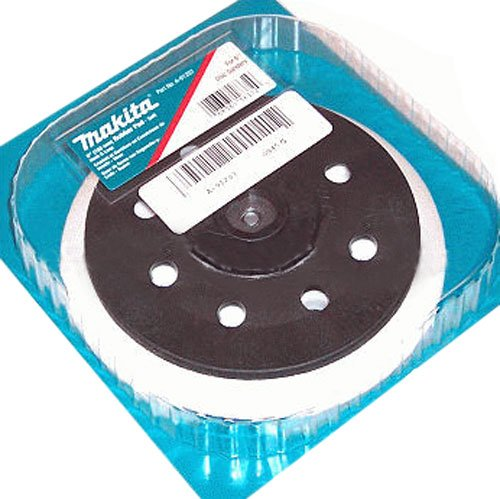 Makita A-91207 6-Inch Rubber Sanding Pad-Soft (Rubber Sanding Pad)