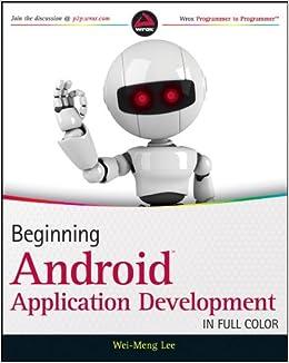 Beginning Android Tablet Application Development (Wrox Programmer to Programmer)