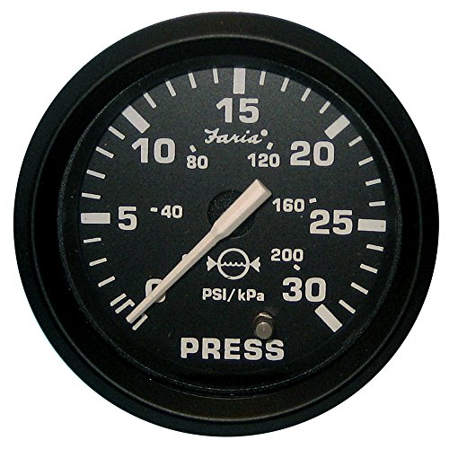 Faria 3003.3430 12828 Mercury//Mariner Trim Gauge-Euro