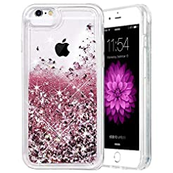 iPhone 6 6S 7 8 Case, Caka iPhone 6S Gli...
