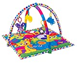 Best Playgro Activity Mats - Playgro 0185477 Linking Animal Friends Playgym STEAM/STEM Review