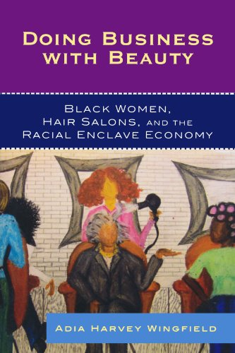Search : Doing Business With Beauty: Black Women, Hair Salons, and the Racial Enclave Economy (Perspectives on a Multiracial America)