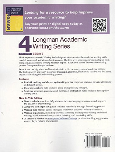 Longman writing academic english pdf core