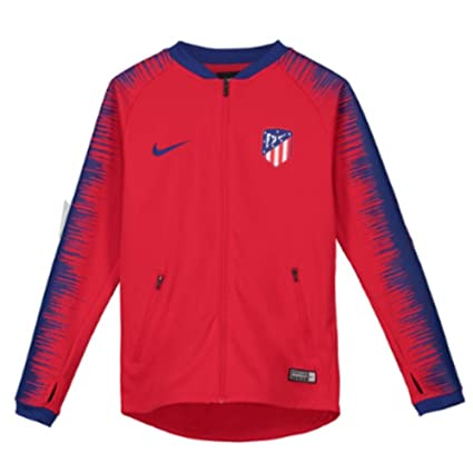 Image Unavailable. Image not available for. Color  Nike 2018-2019 Atletico  Madrid Anthem ... d19f38673d4