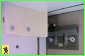 CABINET HANGERS & WALL BRACKETS: Amazon.co.uk: Kitchen & Home