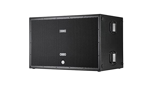 Amazon com: RCF SUB8006AS Channel Studio Subwoofer: Musical Instruments