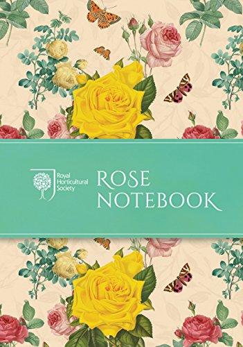 Rhs Rose - RHS Rose Notebook