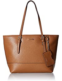 Women's Ava Leather Top-Handle Bag Tote