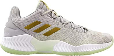 escolta Viento fuerte Composición  Amazon.com | adidas Originals Men's Pro Bounce 2018 Low Basketball Shoe |  Shoes