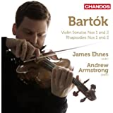 Bartok: Violinsonaten 1 & 2/Rhapsodien 1 & 2/+