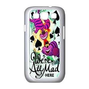 Yo-Lin case IKAI0446383Alice in Wonderland For Samsung Galaxy S3