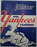 1956 New York Yankees Yearbook with Mickey Mantle 144480