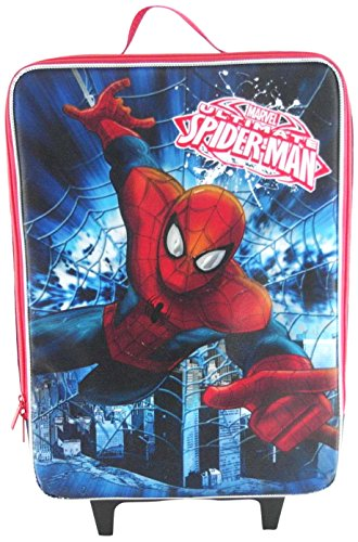 Marvel Spiderman Pilot Case, Blue, One Size