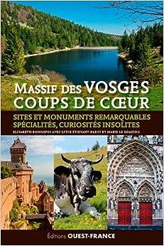 MASSIF DES VOSGES COUPS DE COEUR