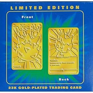 amazoncom togepi pokemon burger king gold card mib
