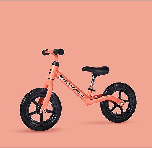 GAOJIN 12 Pulgadas Bici sin Pedales Ultraligera Balance Bike ...