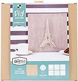 Die Cuts String Art Kit 12''X12''-Parisian