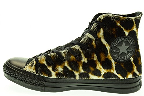 Hi lth marrone Jungle All Canvas bianco 1c15fa30 Fur Alte Donna Sneakers Converse Star Nero Ltd vqO8n