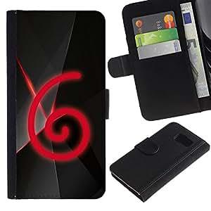 All Phone Most Case / Oferta Especial Cáscara Funda de cuero Monedero Cubierta de proteccion Caso / Wallet Case for Samsung Galaxy S6 // 6
