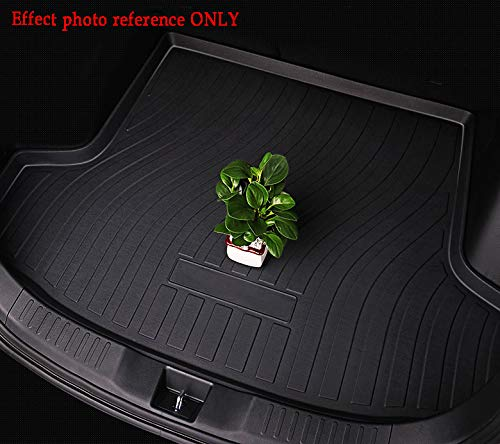 ZYHW Black Auto Cargo Liners Rear Trunk Tray Boot Liner Cargo Floor Mat Cover Protector for Lexus RX RX270 RX350 10-15