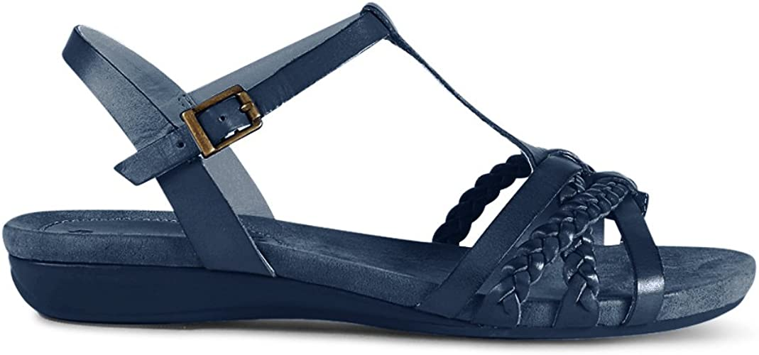 Wide Fit Leather Sandals RRP £49.50